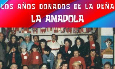 Exposición-Homenaje a la Peña La Amapola, en el Centro Cultural La Gota