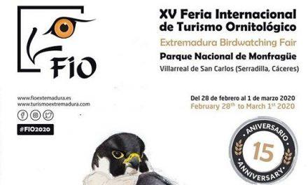 Comienza FIO 2020, la XV Feria Internacional de Turismo Ornitológico