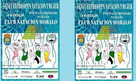 El CN Moralo celebra el 8 de Marzo con el I Encuentro Open Natación y Mujer
