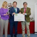 """Medalla de Oro en los premios """"Extrema Selección 2020"""" para una empresa oleícola de Majadas de  Tiétar"""