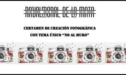 La Plataforma No al Muro convoca el I Certamen de Creación Fotográfica