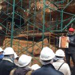 Mario Modesto, un extremeño en Atapuerca