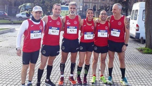 Ana Ruiz sube al podio en la VIII Media Maratón Ciudad de Plasencia