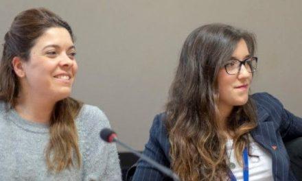 La morala Nerea Fernández, elegida coportavoz de IU Exterior