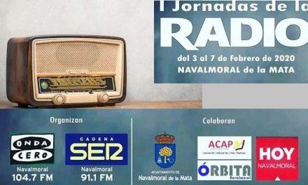 Comienzan las I Jornadas de la Radio, en Navalmoral de la Mata