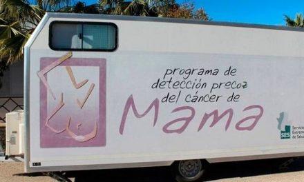 Dos unidades móviles para la detección del cáncer de mama visitarán 22 poblaciones en febrero
