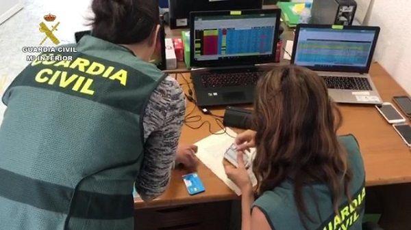 """Alerta de la Guardia Civil por el aumento de estafas por """"Phishing"""" en las compras online"""