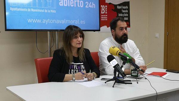 Raquel Medina informa a los moralos de las medidas tomadas para prevenir el coronavirus