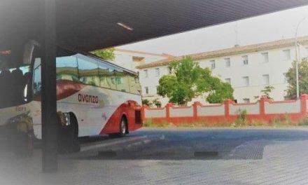 Para viajar en autobús habrá que solicitarlo como mínimo 24 horas antes
