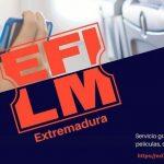 eFilm Extremadura ofrece gratis el servicio de préstamo online de películas y contenidos audiovisuales