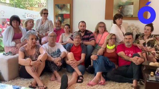 Regresan los moralos atrapados en Perú por el coronavirus