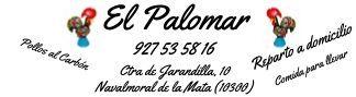 El Palomar comida para llevar 927 53 5816