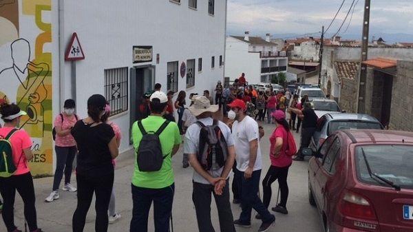 Bohonal de Ibor realiza mañana una búsqueda multitudinaria de su vecina Rosalía Cáceres