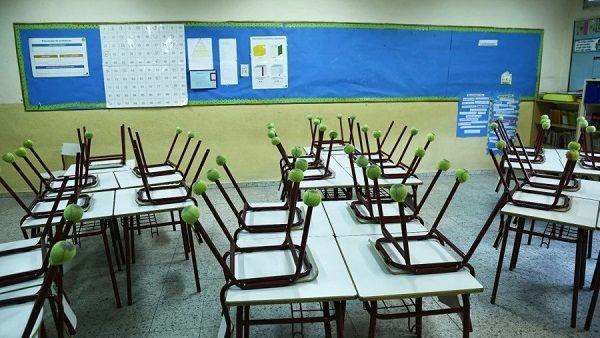 El lunes 25 comienzan las clases presenciales de ESO, Bachillerato, FP, Adultos y Enseñanzas Especiales