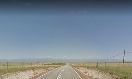 Herida una mujer de 45 años en un accidente de tráfico, cerca de El Gordo