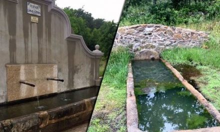 Diputación rehabilita la Fuente de los Cañitos y la Fuente Cantera en Pasarón de la Vera