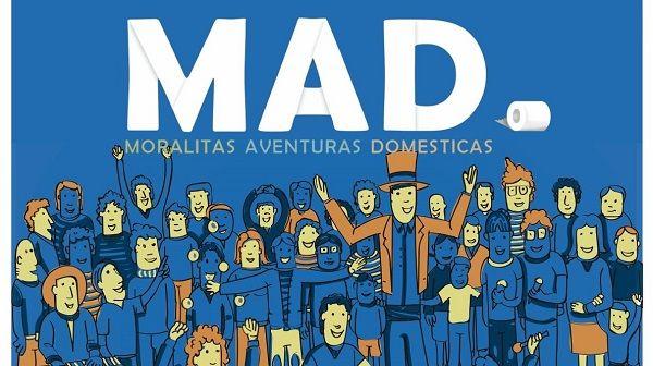 Navalmoral celebra en directo la Gala MAD (Moralitas Aventuras Domésticas)