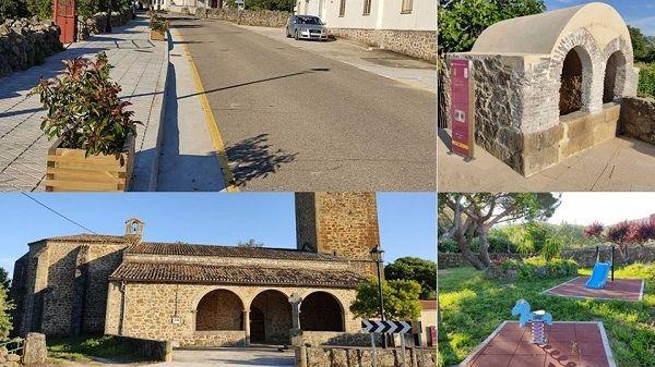 Gargüera mejora los accesos a su patrimonio histórico-cultural