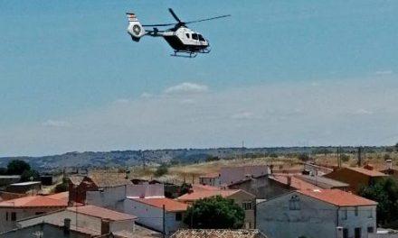 La delegada del Gobierno en Extremadura acompaña a los agentes en la búsqueda de la vecina de Bohonal desaparecida
