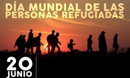 Cepaim recuerda que las personas refugiadas han sido obligadas a huir de sus hogares