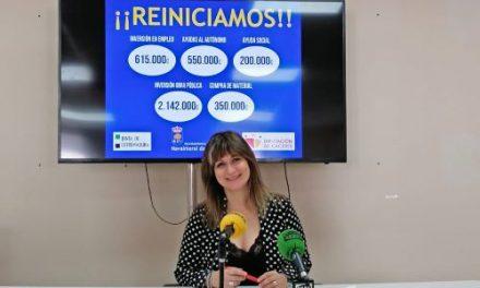 3.875.000€ ayudan a levantar la economía local morala