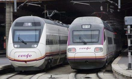 Los servicios de Renfe, restablecidos desde ayer en Extremadura