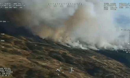 El Infoex avisa que el riesgo de incendio será de muy alto a extremo en esta semana