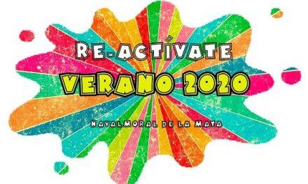 """Abierto el plazo para los talleres gratuitos de """"Re-Actívate Verano 2020"""""""