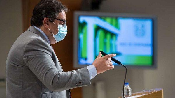 Salud Pública notifica un nuevo brote en Saucedilla con 12 positivos y 25 contactos estrechos