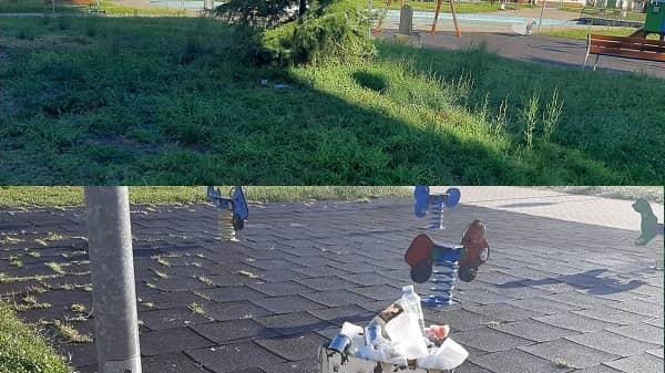 El PP lamenta el mal estado de los jardines y parques de Navalmoral