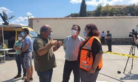 Vara agradece al Gobierno y a las comunidades autónomas los medios puestos a disposición de Extremadura