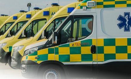 Ambulancias Tenorio considera la huelga en Extremadura un chantaje irresponsable