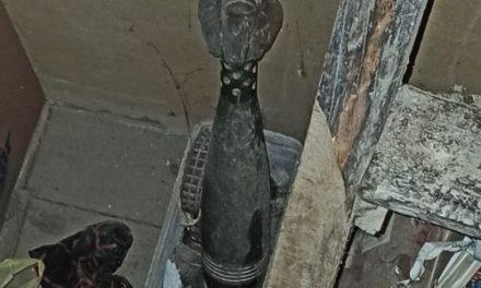 Los TEDAX explosionan una bomba en Villanueva de la Vera