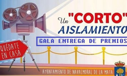 El Festival de cine Un Corto Aislamiento celebra la Gala de entrega de premios