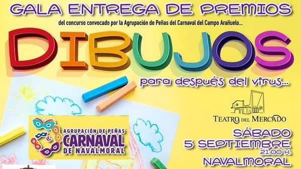 La Agrupación de Peñas anuncia la Gala de Entrega de Premios del Concurso de Dibujos