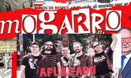¡APLAZADO! Mogarro actúa en la calle de la Marcha de Navalmoral