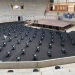 Cambio al Multiusos de la Asamblea General de Socios de la Escuela de Fútbol C. Arañuelo