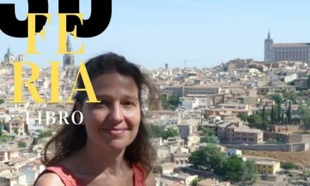 Noemí García presenta su libro, Diosa Fortuna, en el Teatro del Mercado