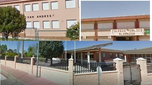 Colegios de Majadas, Navalmoral y Almaraz pasan a la educación a distancia al registrar contagios