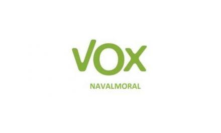 Vox Navalmoral expresa su oposición a la celebración de las ferias de San Miguel 2020