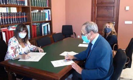 Navalmoral y la Fiscalía General prorrogan el convenio para la reparación del daño causado por un menor