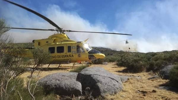 Valorados en casi 6M de euros los daños forestales ocasionados por el incendio del Jerte y La Vera