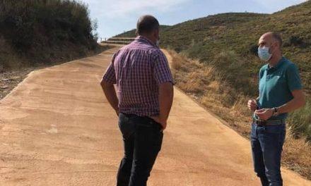 Fresnedoso de Ibor acondiciona los caminos de la concentración parcelaria