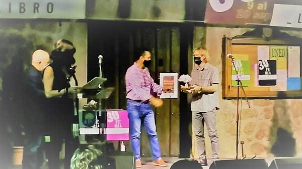 """Eduardo Moreno Alarcón es el ganador del XIV Certamen de Novela Corta """"Encina de Plata"""""""