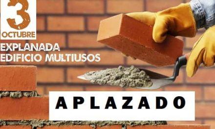 """Se aplaza el XXXIV Concurso Nacional de Albañilería """"San Miguel 2020"""""""