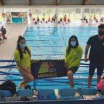 El Club Natación Moralo estrena la temporada en Plasencia