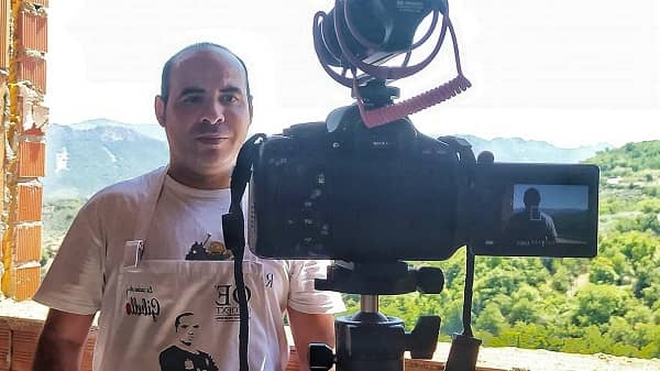 David Gibello impartirá la charla Cocina y Redes Sociales, en Solana de los Barros