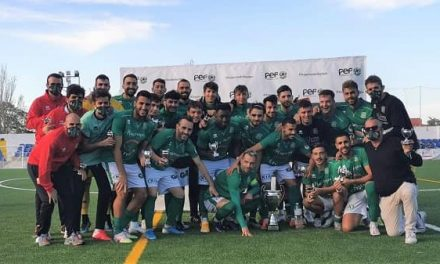 El Moralo CP, campeón de la Copa Federación por primera vez en su historia