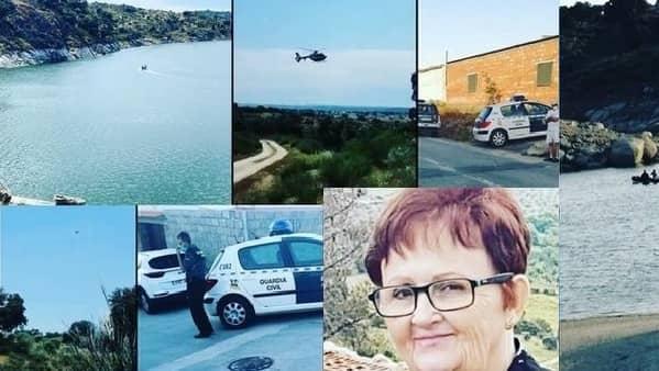La Guardia Civil prepara para mañana una nueva búsqueda de Rosalía Cáceres