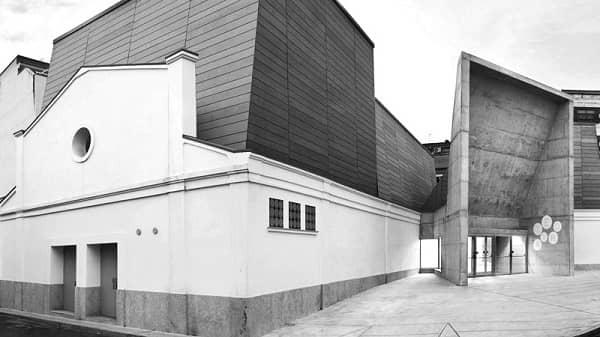 Navalmoral celebra la XII Semana de la Arquitectura en Extremadura, en La Gota y el Teatro del Mercado